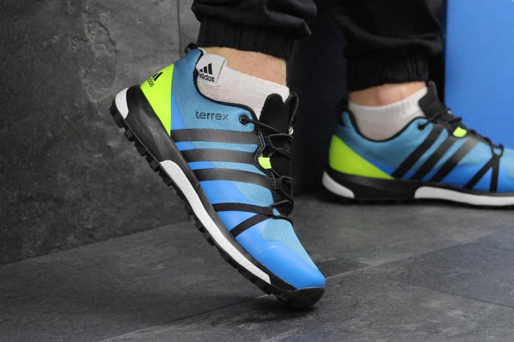 Кроссовки мужские в стиле Adidas Terrex Boost код това SD-4618 Материал  натуральная кожа, 25ac7e0ce2f