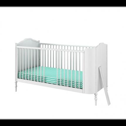 Кроватка-трансформер детская  Bellamy Good Night Anna Mucha, фото 2