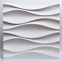 Декоративные гипсовые 3D панели Gipster «Луни»