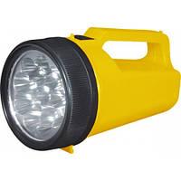 Аккумуляторный фонарь Feron TL-1 16 LED желтый DC  (см 21*11.5*11.5)