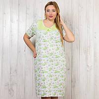 Женская ночная сорочка XL ONCU (Турция) SDK-006ONC-L.green