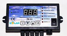 """Nowosolar PK-22 + NWS-100 - Автоматика для твердотопливных котлов """"Холмова"""", фото 2"""