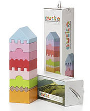 Разноцветная пирамидка Cubika