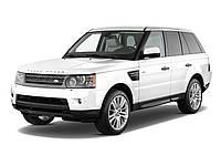 Защита картера двигателя акпп Land Rover Range Rover Sport  2010-