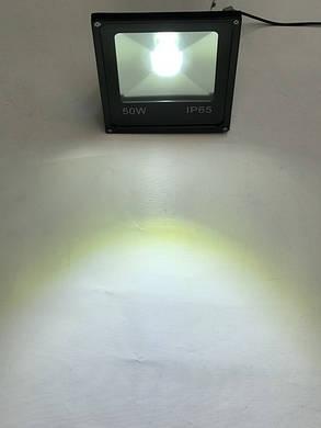 Светодиодный прожектор с линзой 50W 6500K IP65 Код.59051, фото 2