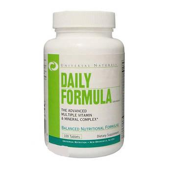 Дейлі Формула / Daily Formula / 100 таблеток