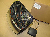 Зеркало наружное с подогревом Mercedes-Benz  ATEGO, AXOR 200x200  LL01-10-010H