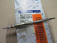 Свеча накаливания Rexton (пр-во SsangYong) 6671590001