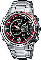 Мужские классические часы CasioEdifice EFA-121D-1AVEF