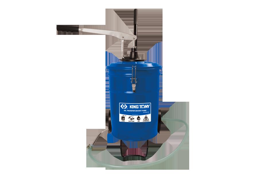 Ручная установка для раздачи масла с емкостью 20 литров KINGTONY