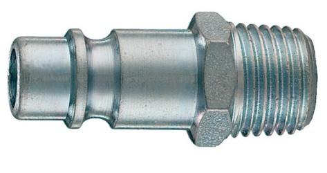 Штуцер быстросъемный 15/A OMNI 1/2M, тип ''папа', соединительная резьба 1/2'' наружняя ANI