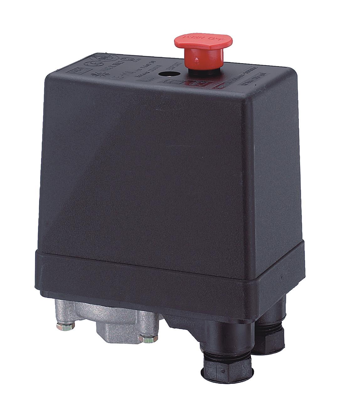 Реле давления воздуха (прессостат на 380) PR/03