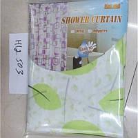 Штора в ванную ПВХ 1.7*2.0м H12503 (72шт) (Китай)