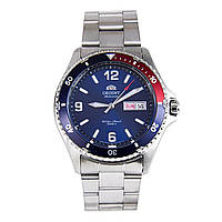 Мужские часы Orient MAKO II Diver Pepsi Automatic FAA02009D9