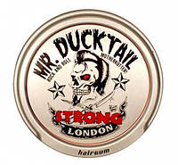 Воск для стайлинга сильной фиксации Hairgum Mr Ducktail Strong