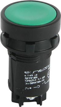 Кнопка E.NEXT e.SB7.13 зеленая NO+NCp0810002