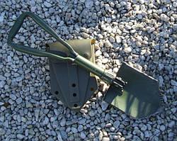 Саперная лопата с чехлом Бундесвера оригинал БУ