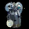 Ведро доильное алюминиевое 20л в сборе с нержавеющими стаканами