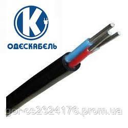 Кабель алюминиевый АВВГ 3х6 (Одескабель)
