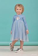Платье Zironka 8001-3 блакитний