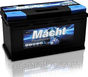 Аккумулятор 100Ah/800A (353x175x190 + справа ) — Macht (Румыния) — 25350