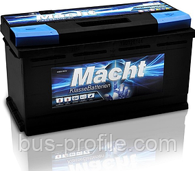 Аккумулятор 75Ah/680A (278x175x175 + справа ) — Macht (Румыния) — 25347
