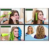 Бігуді для волосся Hair Wavz (Хейр Вейвз), фото 5