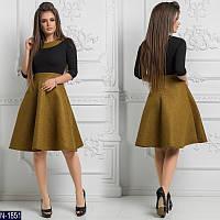 Платье  (42, 44, 46) — неопрен купить оптом и в розницу в одессе  7км