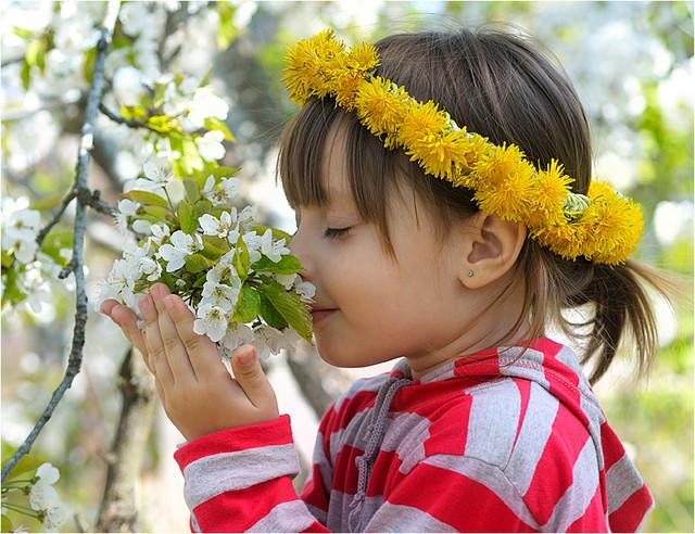 Весна на носу!