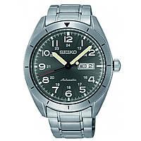 Мужские часы Seiko 5 Automatic Sport Gray Dial-SRP709K1