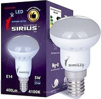 G-лампа LED 1-LS-2702-5W-4100K-Е14 Sirius