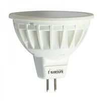 G-лампа LED 1-LS-2504 G45 5W-4100K-GU5.3Sirius