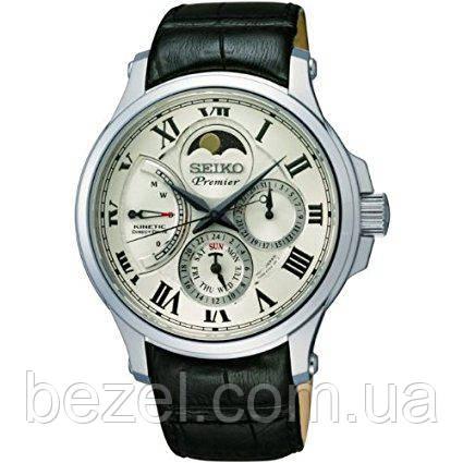 Мужские часы Seiko Premier Kinetic Direct Drive-SRX007P1