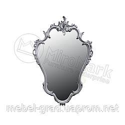 Зеркало Renessans MiroMark серебро