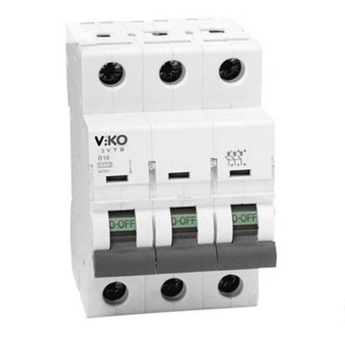 VIKO Автомат 3С(3-полюс) 25А 4,5КА 230*400V тип С