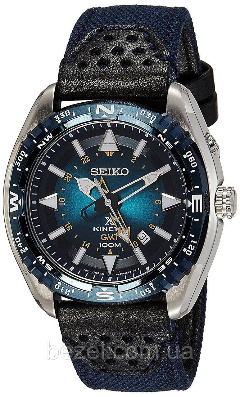 Мужские часы Seiko Prospex Kinetic-SUN059P1