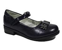 Туфли детские B&G 2817-52 темно-синий (Размеры: 28-33)