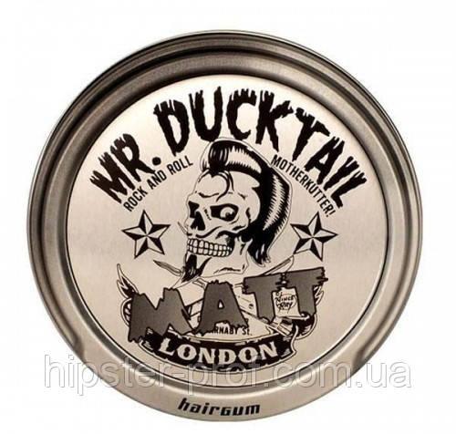 Матуючий віск для волосся Hairgum Mr. Ducktail Matt