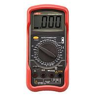 Цифровой мультиметр UNI-T UT-55, Компактный мультиметр, Электроизмеритель, Многофункциональный тестер UT55