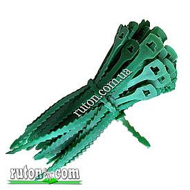 Подвязка  для растений  в упаковке 100 шт.   Длина 1-й подвязки  17,5 см.