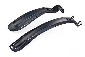 Крылья велосипедные 28-26 Simpla Raptor SDS черные
