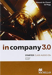 In Company 3.0 Starter Class Audio CDs