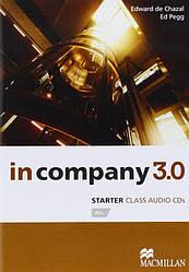 In Company 3.0 Starter Class Audio CDs