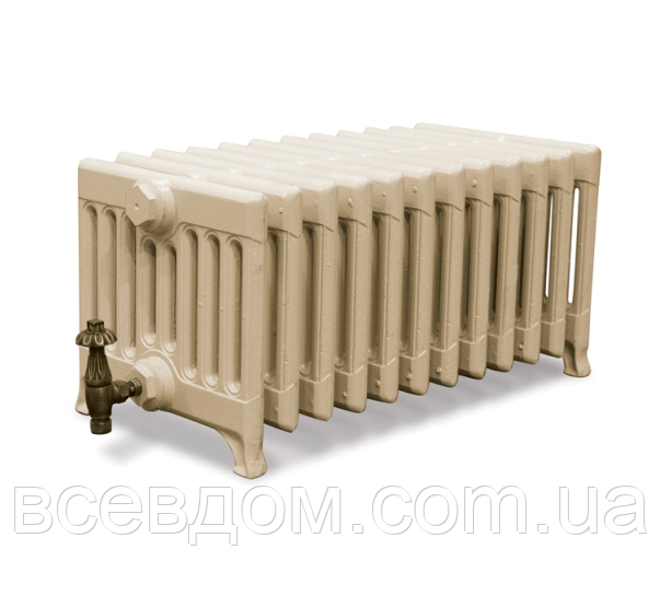 Чугунный радиатор Carron Victorian 200/144 Англия
