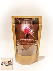 """Какао """"Преміум"""", алкалізований, жирність 20-22%, уп.100г"""