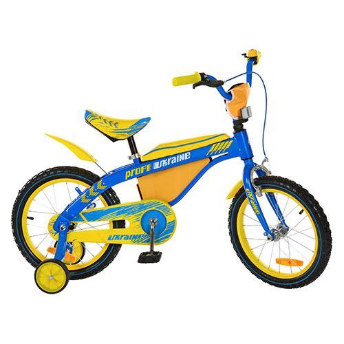 Детский велосипед Profi Ukraine 16 дюймов 16BX405UK