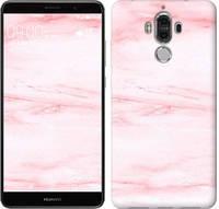 "Чехол на Huawei Mate 9 розовый мрамор ""3860c-425-328"""