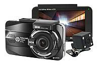 Автомобильный видеорегистратор HP F870G Full HD 1080р с GPS