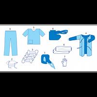 Комплект одягу «Анти-СНІД»  №4