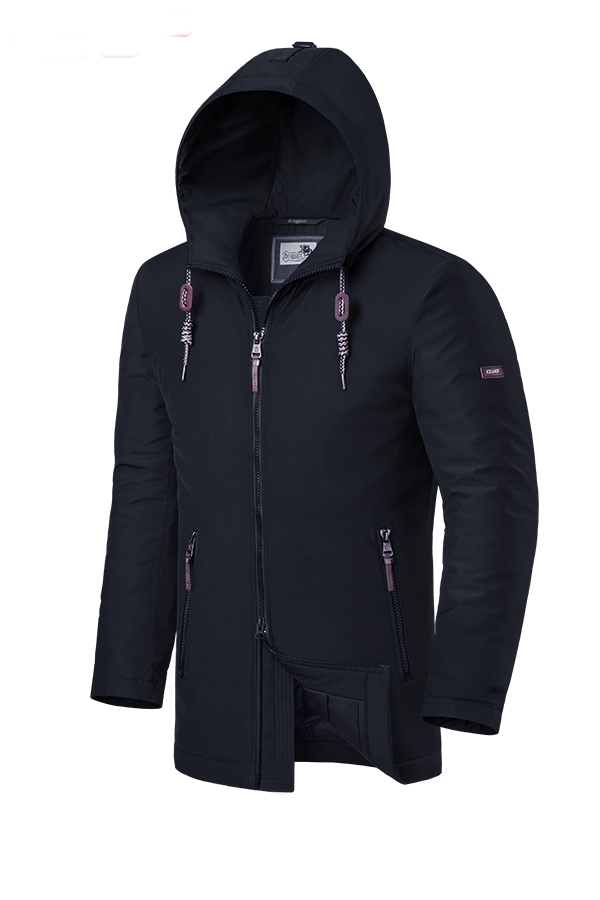 Мужская зимняя куртка Braggart Dress Code (р. 46-56) арт. 2066 S